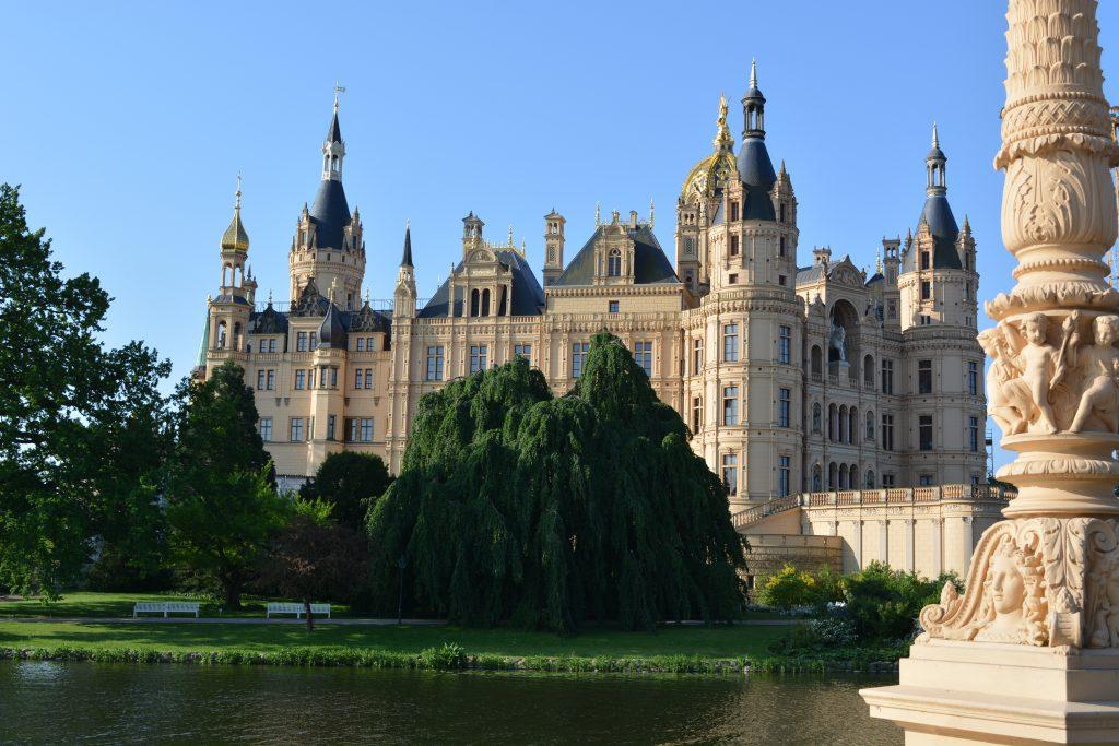 Schweriner-Schloss