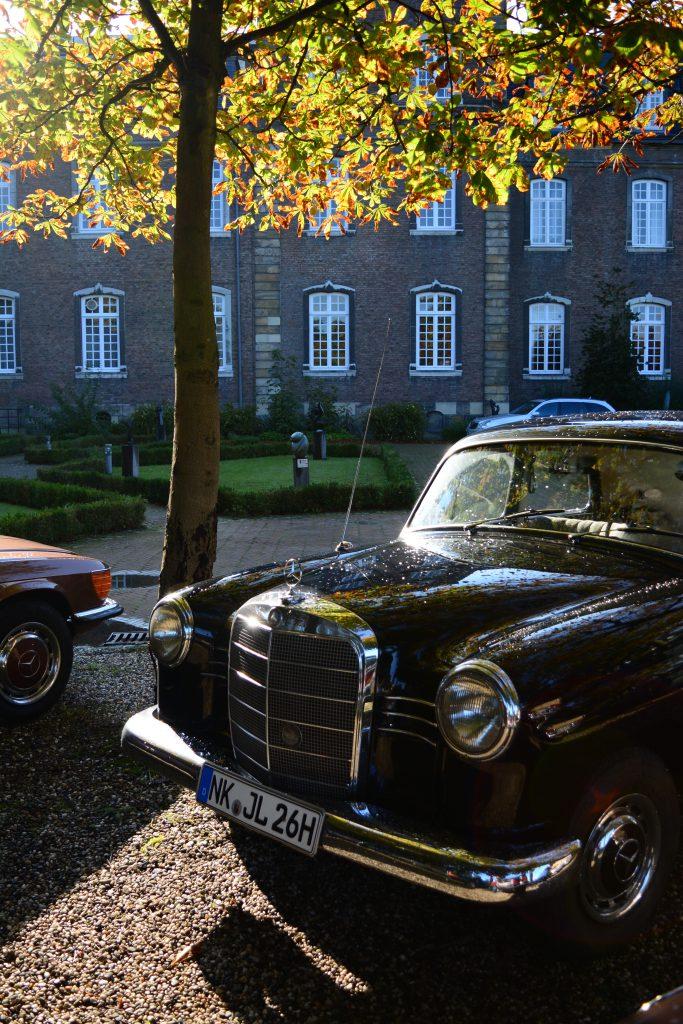 Mercedes-Oldtimer